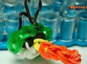Cómo hacer angry bird verde gomitas colores
