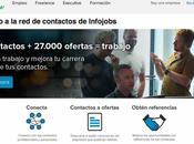 Infojobs lanza Contactos