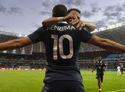 Francia golea Honduras