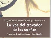 trovador sueños Antología benéfica.