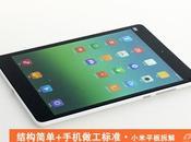Xiaomi MiPad dentro