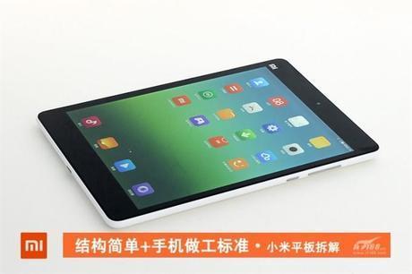 Así es el Xiaomi MiPad por dentro