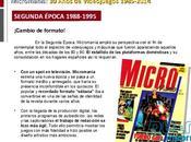"Charla RetroMadrid 2014: años Micromanía (1985-2014)"""