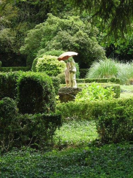 Salamanca tierra de templos y castillos paperblog for El jardin romantico
