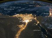 Egipto desde espacio