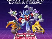 Rovio Hasbro unen para crear nuevo mashup: Angry Birds Transformers