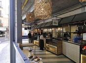 Mercado Ildefonso. Cousi diseña primer street food market madrileño