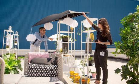Ikea y ministry of deco decora la primavera paperblog for Ikea oficinas centrales