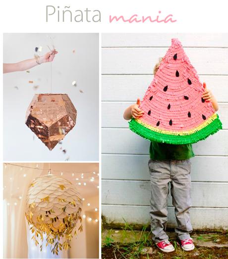 Decoraci n de fiestas pi atas paperblog for Decoracion para pinatas