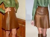 Blake Lively, lady leather