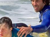 Surf solidario Playa Lorenzo