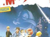 Maniac Mansion, ¿qué meteorito?