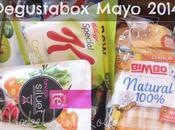 Degustabox mayo 2014
