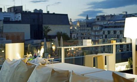 de terraceo por barcelona el hotel condes inaugura su temporada de terraza alaire