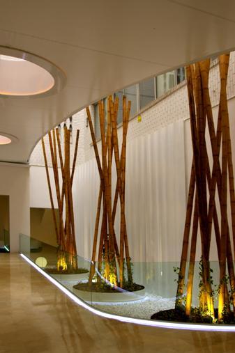 Bambu decoracion exterior - Canas de bambu decoracion ...