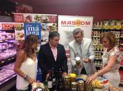 Diputación mejora comercialización productos Sabor Málaga gracias acuerdo cadena malagueña Maskom
