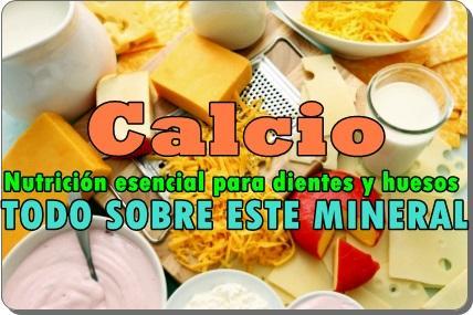 Calcio nutrici n esencial para dientes y huesos paperblog - Alimentos que contienen silicio ...