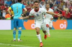 Mundial de Fútbol Brasil 2014: España 0, Chile 2