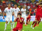 """Revenge"" Chile España eliminada"