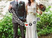 20's-Inspired Arte Deco Wedding