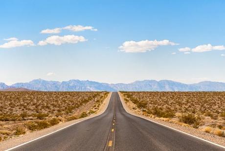 Road Trip en Death Valley