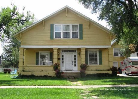 16 modelos de casas americanas paperblog - Casas americanas con porche ...