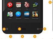llega Fire Phone, Smartphone Amazon