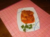 Tortilla patatas salsa