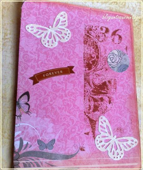 Scrapbook como hacer un mini album con sobres paperblog - Como hacer un album scrapbook ...