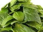 Recomendaciones AESAN sobre verduras hoja verde, 2011