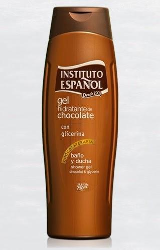 El gel de ducha de chocolate de instituto espa ol un for Geles placer