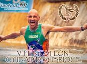 Pentatlon Raid Ubrique, crónica, fotos clasificaciones