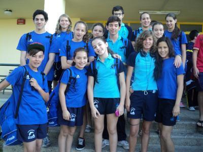 Grupo Club Natacion Dos Hermanas