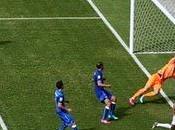 Costa Rica gradúa ante Italia clasificándose para octavos final.