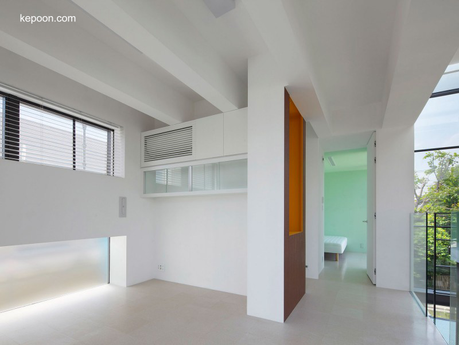 Casas modernas en im genes seleccionadas paperblog for Casas modernas alargadas