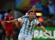 genialidad Messi vence muro Irán