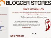 Blogger Stores Plantilla Responsive para
