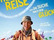 Primer póster 'hector search happiness', comedia dramática simon pegg rosamund pike
