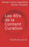 Portada Ebook: Las 4S's de la Content Curation