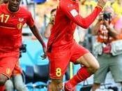 Bélgica consiguió segunda victoria Copa Mundial FIFA Brasil 2014