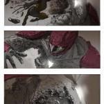 Diseños conceptuales de Stéphane Levallois para X-Men: Días del Futuro Pasado