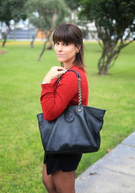 Mis looks, Outfit post, Patty Arata Blog, Zara en Lima, Skort, Fashion, Qué me pongo?