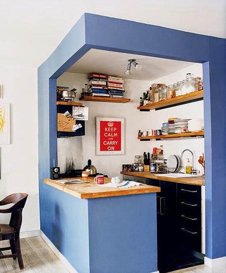 Mini cocinas que no le faltan detalles alguno   paperblog