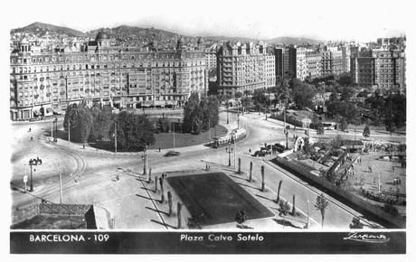 PLAÇA FRANCESC MACIÀ, BARCELONA...11-06-2014...!!!