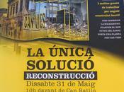 víes, sants,reconstrucció, barcelona...1-06-2014...!!!
