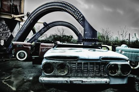 Abandoned Six Flags