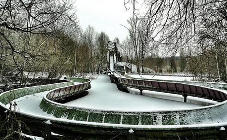 Abandoned Amusement Park - Spreepark Berlin (3)