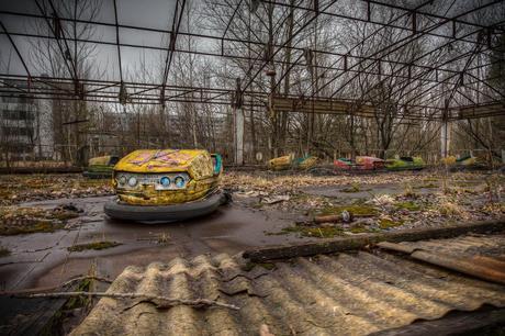 Forgotten Amusement Park - Prypiat