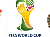 Todos links México Croacia Brasil Camerún; 2014 VIVO