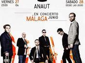 Anaut málaga cabeza cartel jazz funk festival pedro alcántara